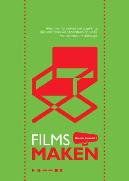 Om (beter) te leren filmen is het boek Films Maken van Roemer Lievaart een absolute aanrader